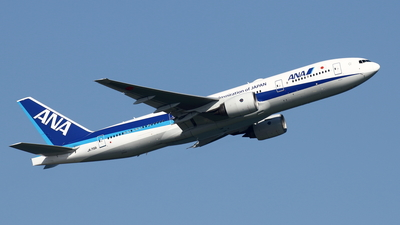 JA715A - Boeing 777-281(ER) - All Nippon Airways (ANA)