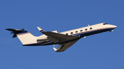 A picture of VHNKD - Gulfstream G350 - [4086] - © James Lusher