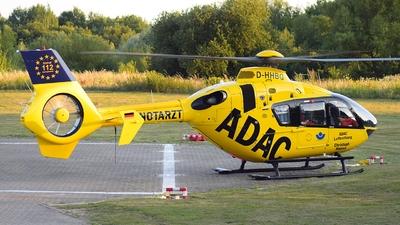 D-HHBG - Eurocopter EC 135P2i - ADAC Luftrettung