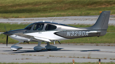 N329DA - Cirrus SR20-G6 Platinum - Private