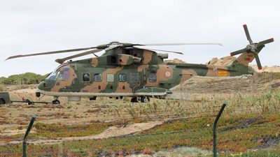 19610 - Agusta-Westland EH-101 Merlin Mk.516 - Portugal - Air Force