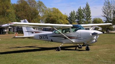 ZK-ETG - Cessna 172RG Cutlass RG - Ardmore Flying School