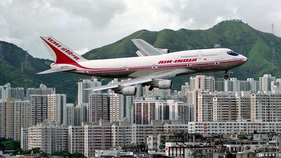 VT-EPW - Boeing 747-337(M) - Air India