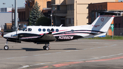 N288DW - Beechcraft 250 King Air - Textron Aviation