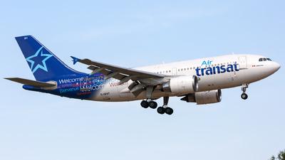 C-GFAT - Airbus A310-308 - Air Transat