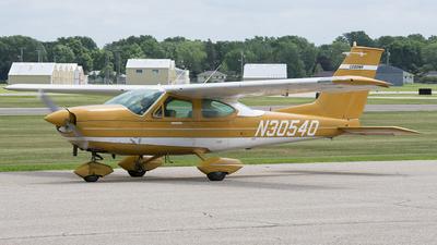 N30540 - Cessna 177A Cardinal - Private