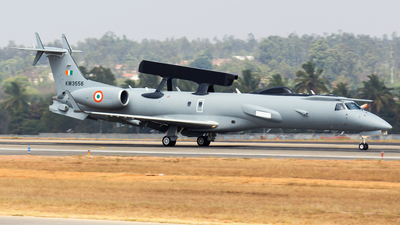 KW3556 - Embraer ERJ-145AEW - India - Air Force