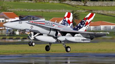 163168 - McDonnell Douglas F/A-18A++ Hornet - United States - US Marine Corps (USMC)