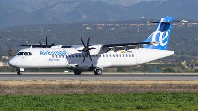 EC-MMZ - ATR 72-212A(500) - Air Europa Express