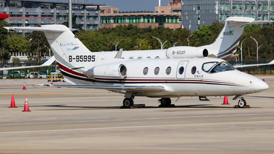 B-95995 - Raytheon Hawker 400XP - Executive Aviation Service