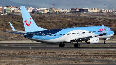 OO-TUX - Boeing 737-86N - TUI