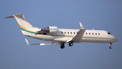 UP-C8503 - Bombardier CL-600-2B19 Challenger 850 - Khozu-Avia