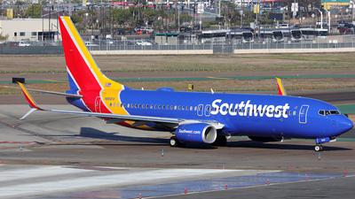 N8501V - Boeing 737-8H4 - Southwest Airlines