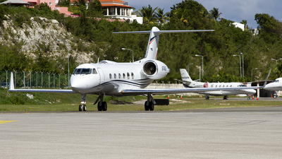N74GG - Gulfstream G-IV(SP) - Private