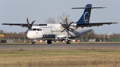 A picture of YRATF - ATR 42500 - [0599] - © Mihai Cioponea
