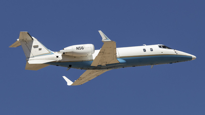N56 - Bombardier Learjet 60 - United States - Federal Aviation Administration (FAA)