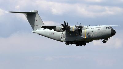 ZM407 - Airbus A400M Atlas C.1 - United Kingdom - Royal Air Force (RAF)