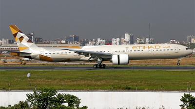 A picture of A6ETH - Boeing 7773FX(ER) - Etihad Airways - © Raihan Ahmed