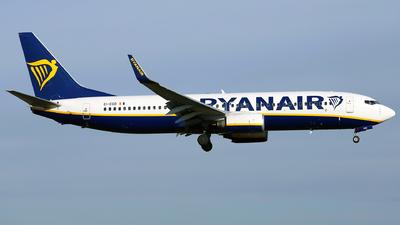 A picture of EIEGD - Boeing 7378AS - Ryanair - © Marin Ghe.
