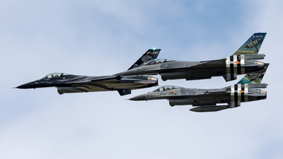 FA-57 - General Dynamics F-16AM Fighting Falcon - Belgium - Air Force