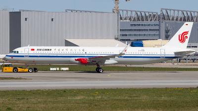 D-AVZB - Airbus A321-272NX - Air China