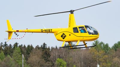 D-HIBT - Robinson R44 Raven II - Private