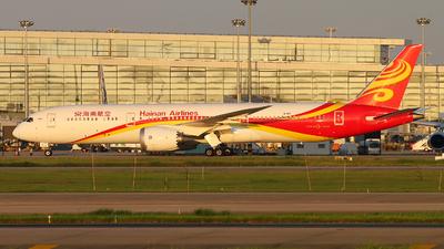 B-1119 - Boeing 787-9 Dreamliner - Hainan Airlines