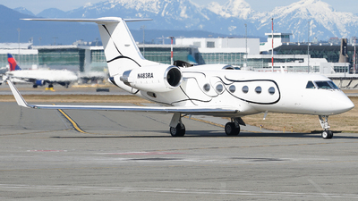 N458RA - Gulfstream G-IV - Private