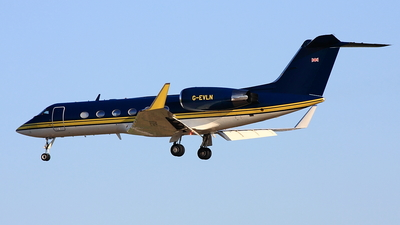 G-EVLN - Gulfstream G-IV - Private