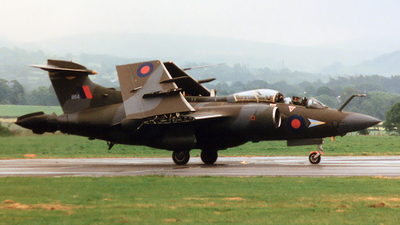 XV864 - Blackburn Buccaneer S.2B - United Kingdom - Royal Air Force (RAF)