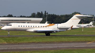 9H-VBG - Bombardier BD-700-1A10 Global 6500 - TAG Aviation