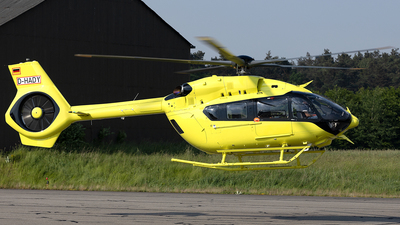 D-HADY - Airbus Helicopters H145 - Airbus Helicopters