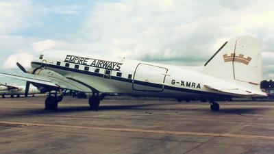 G-AMRA - Douglas C-47B Skytrain - Empire Airlines