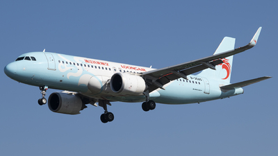 A picture of B30A5 - Airbus A320251N - Loong Air - © Tom Cheng