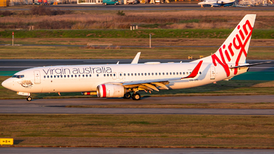 A picture of VHYFI - Boeing 7378FE - [41000] - ©  Gyo Kamata