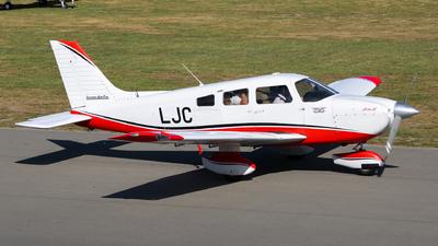 ZK-LJC - Piper PA-28-181 Archer III - Aero Club - Canterbury