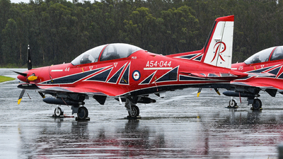 A54-044 - Pilatus PC-21 - Australia - Royal Australian Air Force (RAAF)