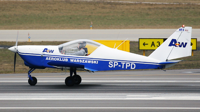 A picture of SPTPD - Aero AT3 R100 - [002] - © Bogdan Jankowiak