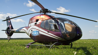 SP-GRY - Eurocopter EC 120B Colibri - Private