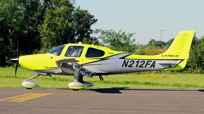 N212FA - Cirrus SR20 Carbon - Cirrus Design Corporation