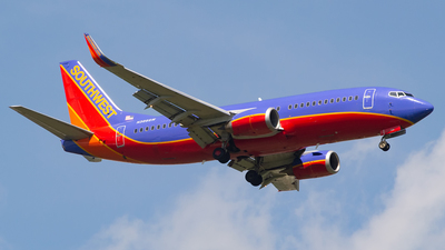 N366SW - Boeing 737-3H4 - Southwest Airlines