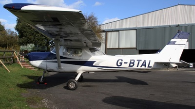 G-BTAL - Reims-Cessna F152 - Private