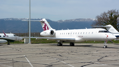 A7-CEI - Bombardier BD-700-1A11 Global 5000 - Qatar Executive