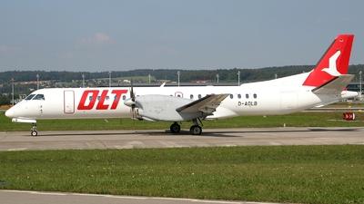 D-AOLB - Saab 2000 - Ostfriesische Lufttransport (OLT)