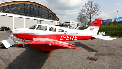 A picture of DETFE - Piper PA28181 Archer III - [2843222] - © Terry Figg