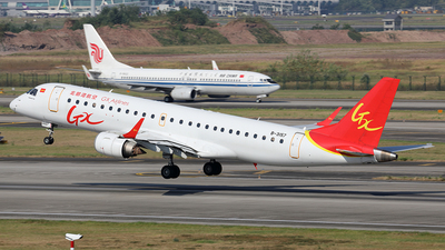 B-3157 - Embraer 190-100LR - GX Airlines