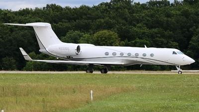 N333DS - Gulfstream G550 - Private
