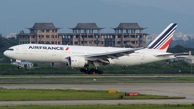 F-GSPY - Boeing 777-228(ER) - Air France