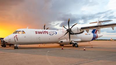 A picture of ECMAF - ATR 72500(F) - Swiftair - © Dominik Smetana