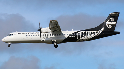ZK-MVB - ATR 72-212A(600) - Air New Zealand Link (Mount Cook Airline)